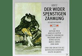Chor Und Orchester Des Bayerischen Rundfnks, VARIOUS - Der Widerspenstigen Zähmung  - (CD)
