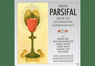 Chor & Orchester Der Bayreuther Festspiele, VARIOUS - Parsifal-Erster Teil  - (CD)