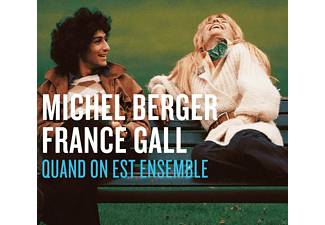 Michel Berger, France Gall - Quand On Est Ensemble  - (CD)