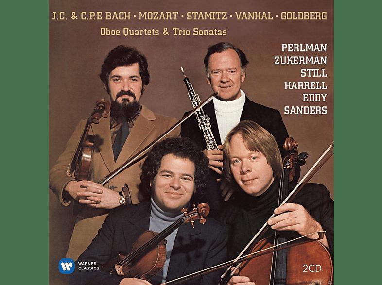 VARIOUS - The Baroque Album-Oboe Quartets & Trio Sonatas [CD]
