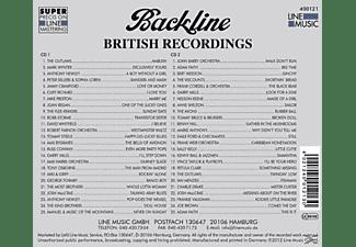 VARIOUS - Backline Vol.121  - (CD)