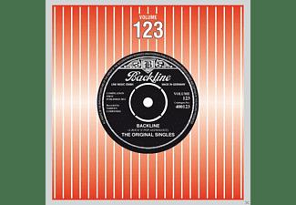 VARIOUS - Backline Vol.123  - (CD)