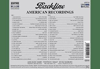 VARIOUS - Backline Vol.124  - (CD)