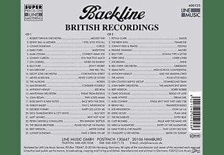 VARIOUS - Backline Vol.125  - (CD)