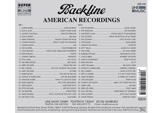 VARIOUS - Backline Vol.140  - (CD)