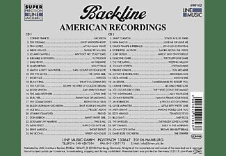 VARIOUS - Backline Vol.162  - (CD)