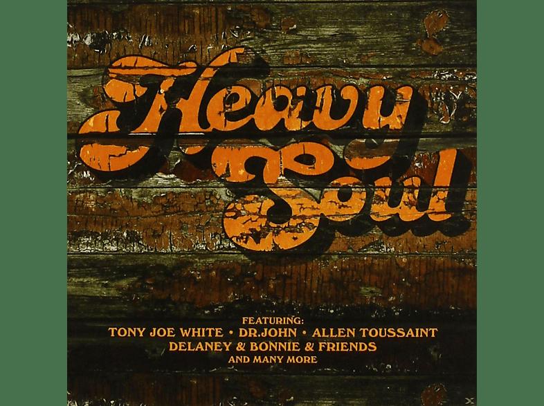 VARIOUS - Heavy Soul (2cd) [CD]
