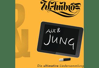 Wolfgang Ambros - Alt & Jung [CD]