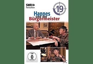 Hannes und der Bürgermeister, Folge 19: Jetzt woiß i erscht was Leba isch DVD