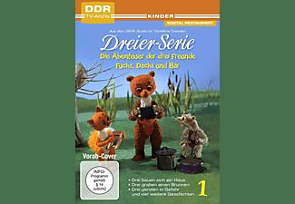 Dreier-Serie Vol. 1 - DDR TV-Archiv DVD
