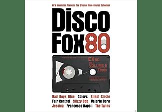 VARIOUS - Disco Fox 80 (Volume 5 - The Original Maxi-Singles Collection)  - (CD)