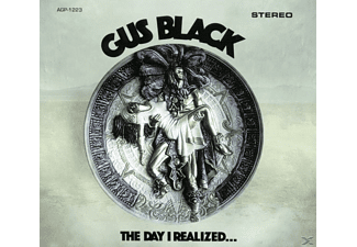 Gus Black - The Day I Realized - (CD)