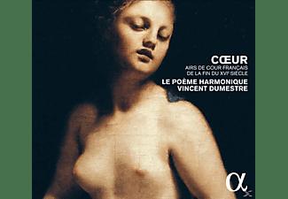 Claire Lefilliatre, Le Poeme Harmonique, Serge Goubioud, Marc Mauillon - Airs De Cours Francais De La Fin Du Xvie Siecle  - (CD)