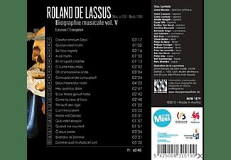 Vox Luminis - Musical Biography Vol.5  - (CD)