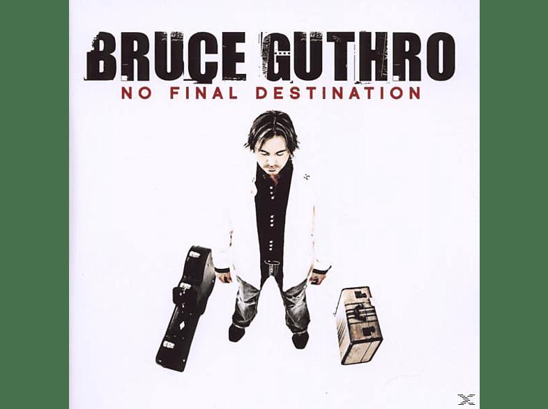 Bruce Guthro - No Final Destination [CD]