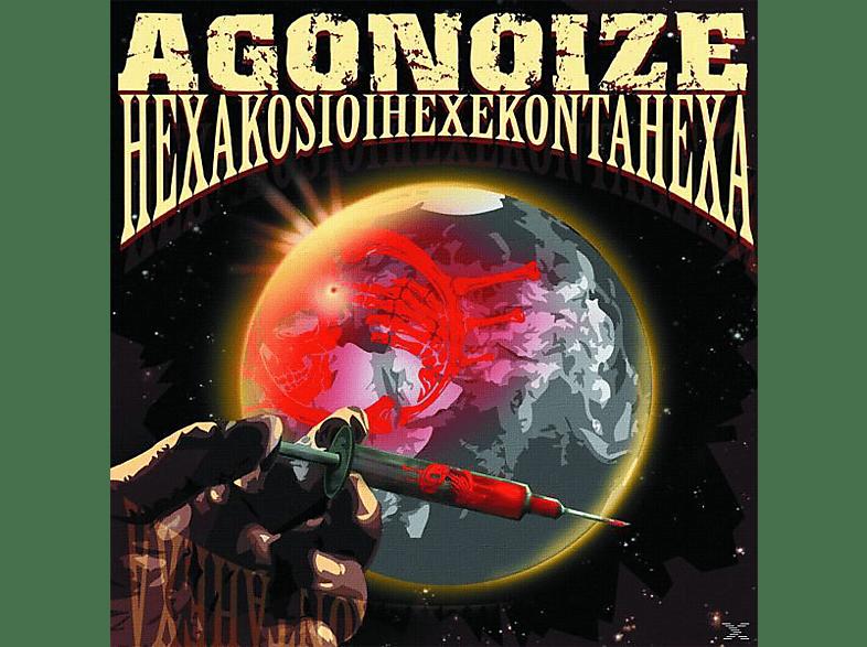 Agonoize - Hexakosioihexekontahexa [CD]