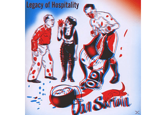 Dan Sartain - Legacy Of Hospitality - (CD + DVD Video)