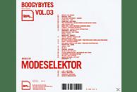 VARIOUS - Boogy Bytes Vol.3 (Modeselektor) [CD]