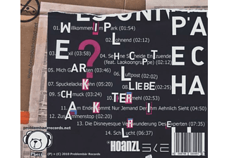 Parkwächter Harlekin - Liebe  - (CD)