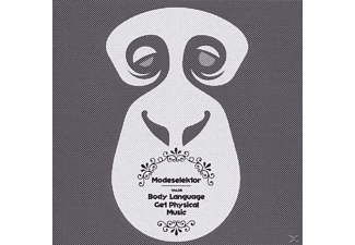 Modeselektor - Body Language Vol.8 - (CD)