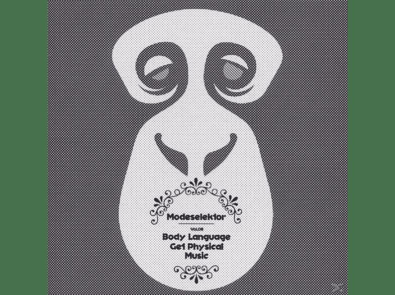 Modeselektor - Body Language Vol.8 [CD]