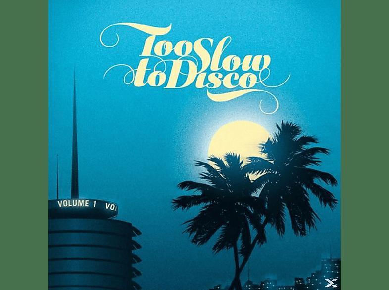 VARIOUS - Too Slow To Disco (Lp+Mp3) [LP + Download]