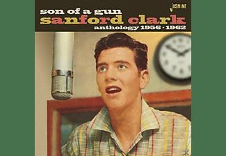 Sanford Clark - Son Of A Gun  - (CD)