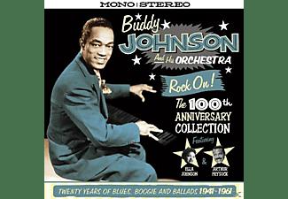 Buddy Johnson - Rock On-The 100th Anniversary  - (CD)