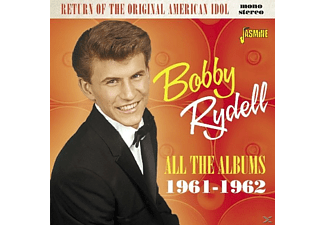 Bobby Rydell - Return Of The Original Albums 1961-62  - (CD)