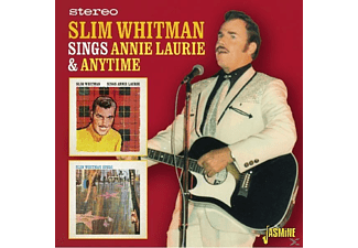 Slim Whitman - Sings Annie Laurie & Anytime  - (CD)