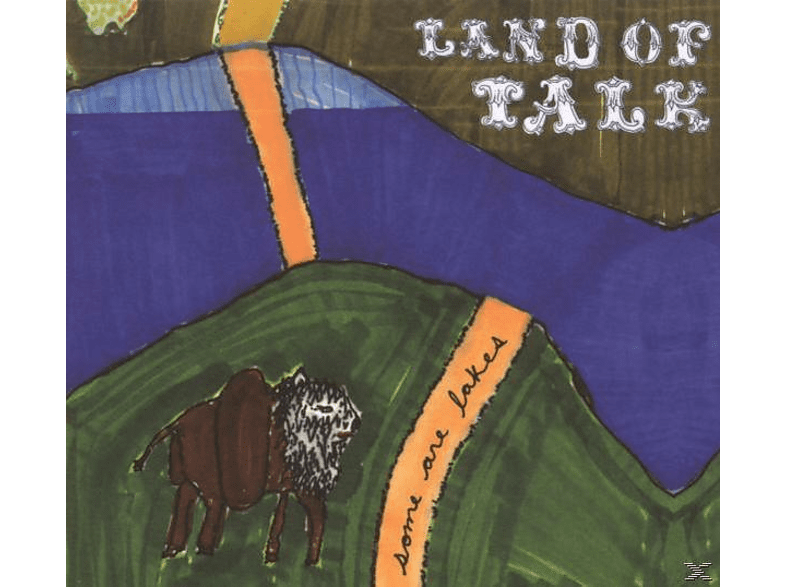 L Of Talk, Land Of Talk - Some Are Lakes [CD]