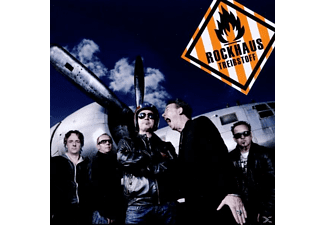 Rockhaus - Treibstoff  - (CD)