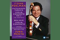 Itzhak Perlman, Zubin Mehta, Israel Philharmonic Orchestra - Violinkonzerte [CD]