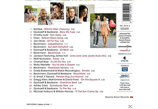 VARIOUS - Macho Man  - (CD)