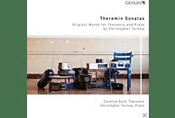 Carolina Eyck - Theremin Sonatas-Original Works For Theremin And Piano [CD]