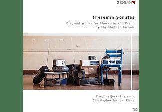 Carolina Eyck - Theremin Sonatas-Original Works For Theremin And Piano  - (CD)