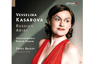Vesselina Kasarova, Philharmonie Baden-Baden - Russische Arien [CD]