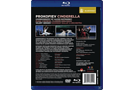 Gergiev/Vishneva/Shklyarov/Mariinsky Orchester/+ - Cinderella (Dvd+Blu-R) [DVD]