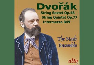Nash Ensemble - Streichsextett Op.48 / Streichquintett Op.77  - (CD)