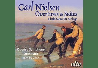 Tamas Vetö, The Odense Symphony Orchestra - Ouvertüren & Suiten  - (CD)
