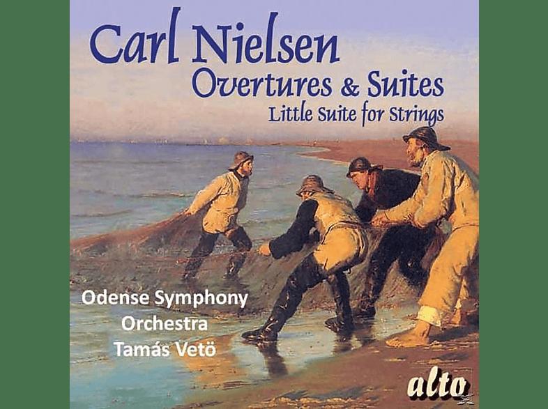 Tamas Vetö, The Odense Symphony Orchestra - Ouvertüren & Suiten [CD]