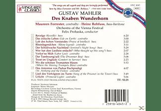 VARIOUS - Des Knaben Wunderhorn  - (CD)