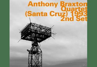 Anthony Quartet Braxton - (Santa Cruz) 1993 2nd Set  - (CD)