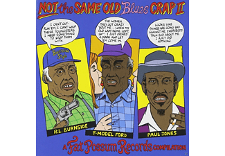 VARIOUS - Not The Same Old Blues Crap Vol.2  - (Vinyl)