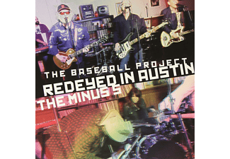 The Baseball Project, The Minus 5 - Redeyed In Austin  - (EP (analog))