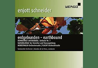 Tonkünstler-orchester - Erdgebunden-Earthbound  - (CD)