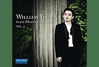 William Youn - Klaviersonaten Kv 279, 331, 533 [CD]