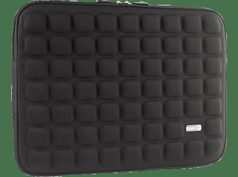 POUCH 32357 Slip Notebookhülle, Sleeve, 13.3 Zoll, Schwarz