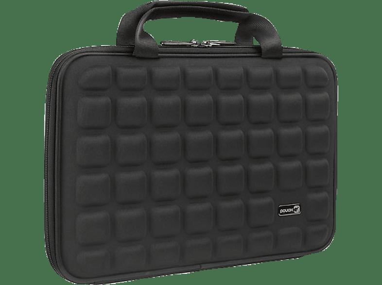 POUCH 32352 Notebooktasche, Sleeve, 11.6 Zoll, Schwarz