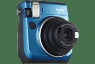 FUJIFILM Instax Mini 70 Sofortbildkamera, Blau